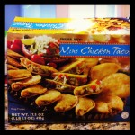 Product shout-out . . . TJ's Mini Chicken Tacos!