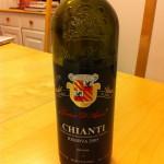 Lamb with Chianti Vinaigrette