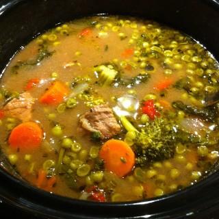 Best Beef Stew in a Crock Pot