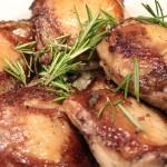 Rosemary Chicken Thighs