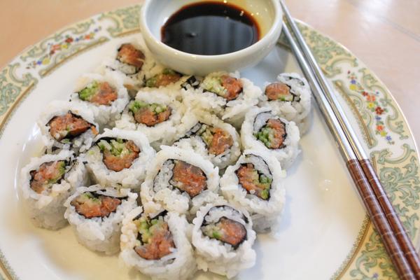 Spicy Tuna Roll-3