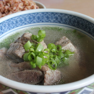 Galbi Tang (Korean Short Rib Soup)