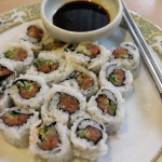 This Is How I Spicy Tuna Roll: Sushi (Part 1)
