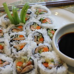 This Is How I Salmon Skin Roll: Sushi (Part 2)