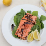 Kickin' It Healthy with Balsamic-Glazed Salmon