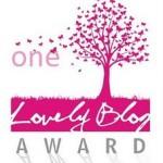 One Lovely Blog Award!