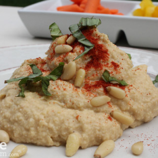 Hummus: Two Ways!