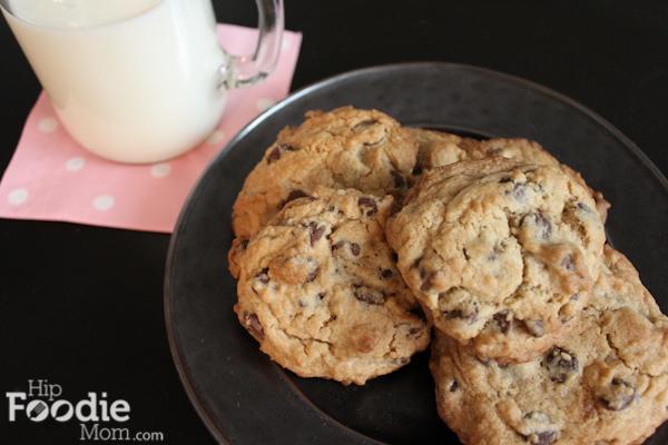 Alice Currah's Chocolate Chip Cookies! - Hip Foodie Mom