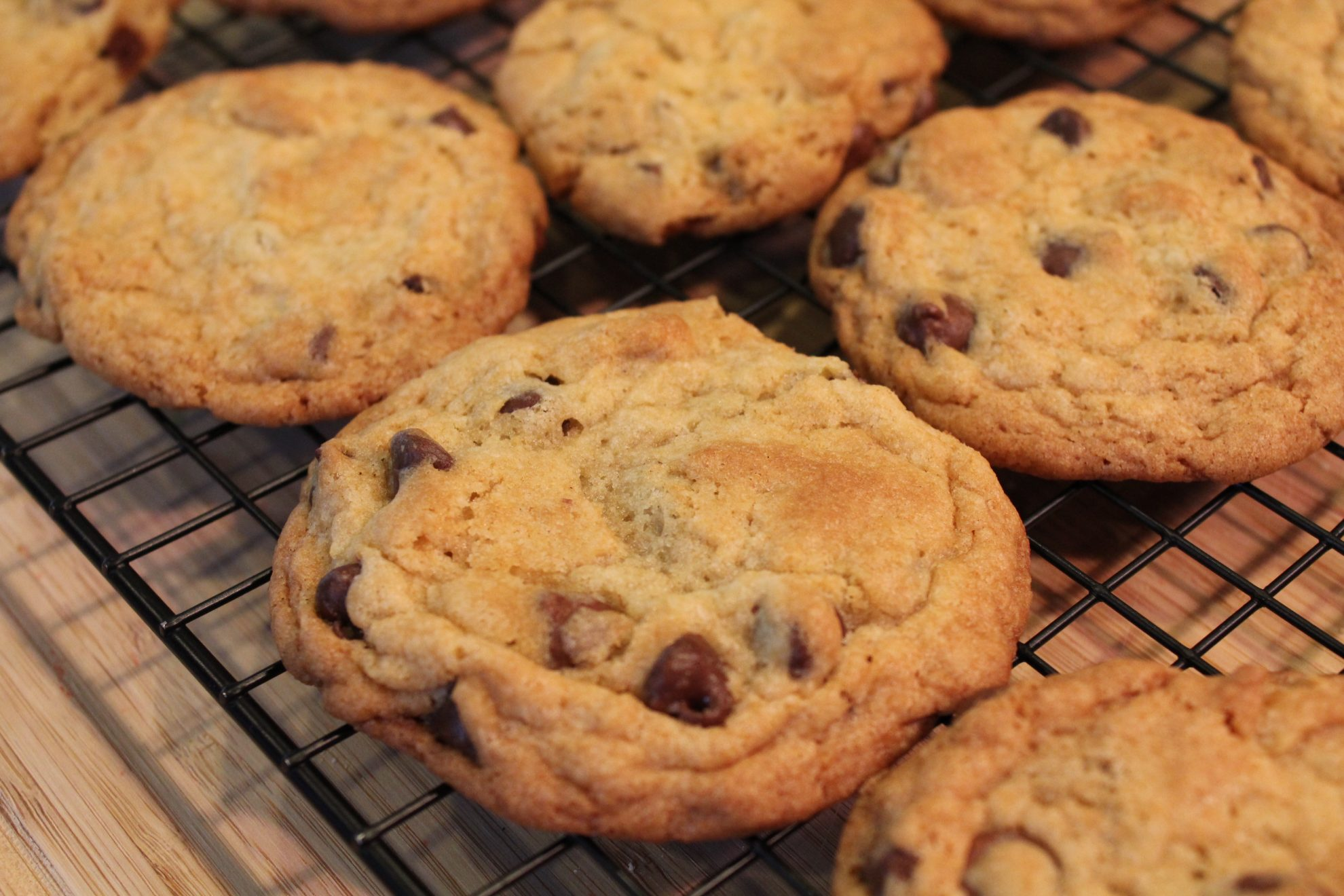 Best Chocolate Chip Toffee Cookie Recipe