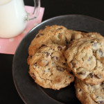 Alice Currah's Chocolate Chip Cookies!