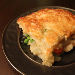 Chicken Pot Pie. .  Oh yeah