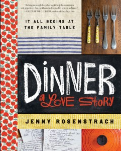 "Dinner At My House & My Review of ""Dinner, A Love Story"""