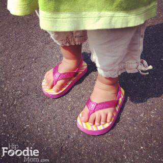 Baby Feet.