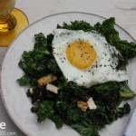 Kale, Tofu & Eggs