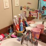 My daughter. The Interior Designer.