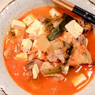 Welcoming Fall, New Friends and Kimchi Jjigae
