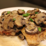 Feeling Thankful, Chicken Marsala and Celebrations