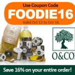 Popcorn and O&CO. Truffle Oil