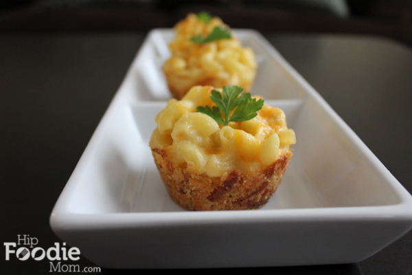 Comfort Food Rewind Mini Mac N Cheese Cups With Pork