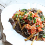 Peruvian Steak and Potato Stir-Fry with a Twist for #SundaySupper