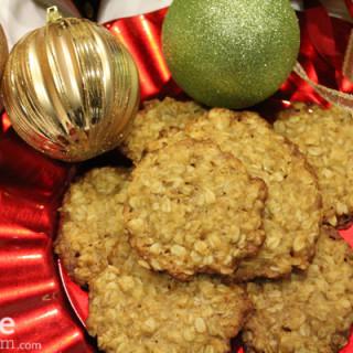 Honey Oatmeal Drop Cookies!!