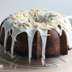 Glazed Lemon Bundt Cake for #BundtaMonth