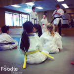 My Kid is a Yellow Belt. Better Watch Your Back.