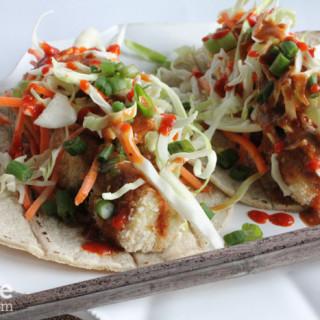 Mapo Tofu Tacos