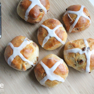Good Friday Hot Cross Buns