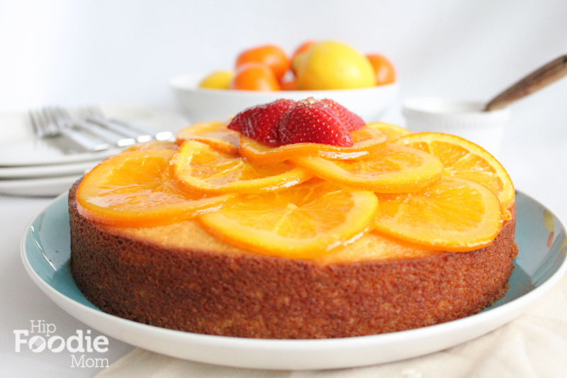 olive oil cake | backgroundshot| hip foodie mom