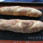 French Baguettes for #TwelveLoaves