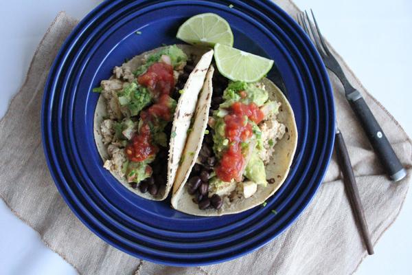 Tofu Tacos | HipFoodieMom.com-10
