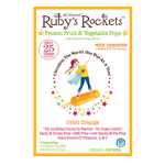 Product Review: Ruby's Rockets- Frozen Fruit & Veggie Pops