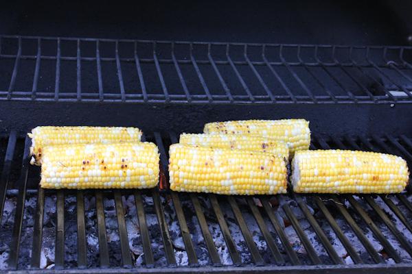 grilled corn | HipFoodieMom.com