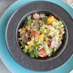 Summer Quinoa Salad + The Vermont Farm Table Cookbook Giveaway