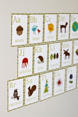 WL-english alphabet-cards2 children inspire design