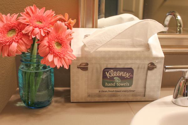 kleenex hand towels main2 | HipFoodieMom.com