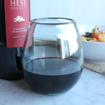 Recycled Wine Glasses from Uncommon Goods