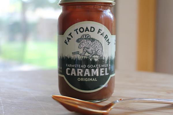 Fat Toad Farm Caramel | HipFoodieMom.com