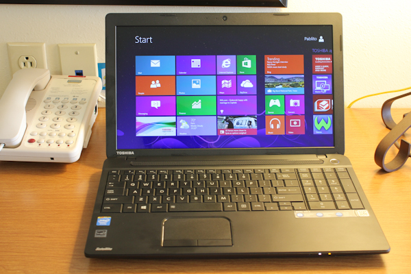 Toshiba SATELLITE_4