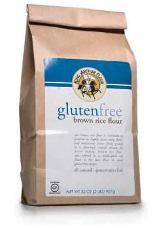 brown rice flour