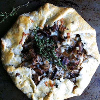 Mushroom-Onion-Thyme-Galette-main-HipFoodieMom.com