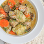 Chicken and Dumplings for a One Pot Recipes #SundaySupper