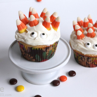 Monster and Mummy Cupcakes for a Halloween Party #SundaySupper
