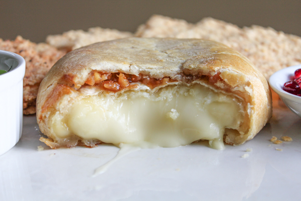 Brie up close | HipFoodieMom.com