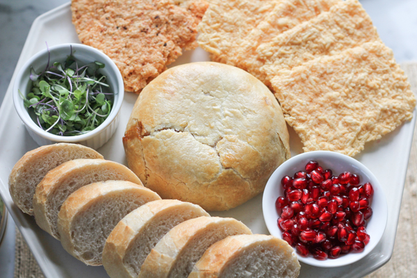 Kali Holiday Baked Brie Platter_main2 | HipFoodieMom.com