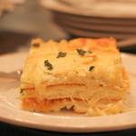Roasted Butternut Squash Lasagna for #SundaySupper