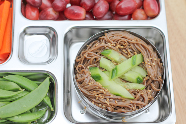 Soba Noodles in PlanetBox_main | HipFoodieMom.com