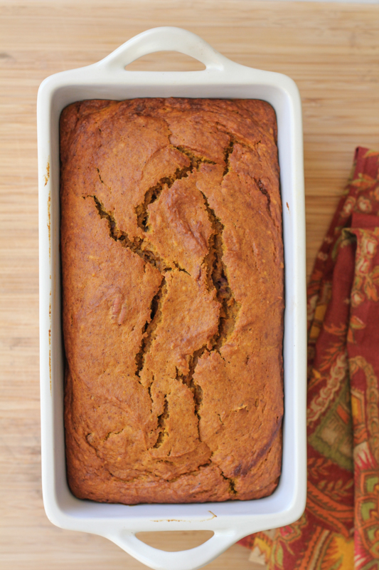 Best Ever Pumpkin Bread_vertical | HipFoodieMom.com