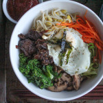 My Korean Food Fave: Bibimbap!!